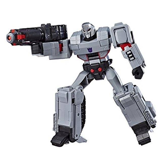 Transformers Toys Megatron Cyberverse Ultimate Class Action Figure - Repeatable